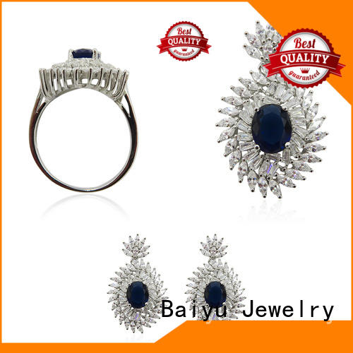 pattern 925 silver set high-quality for ladies