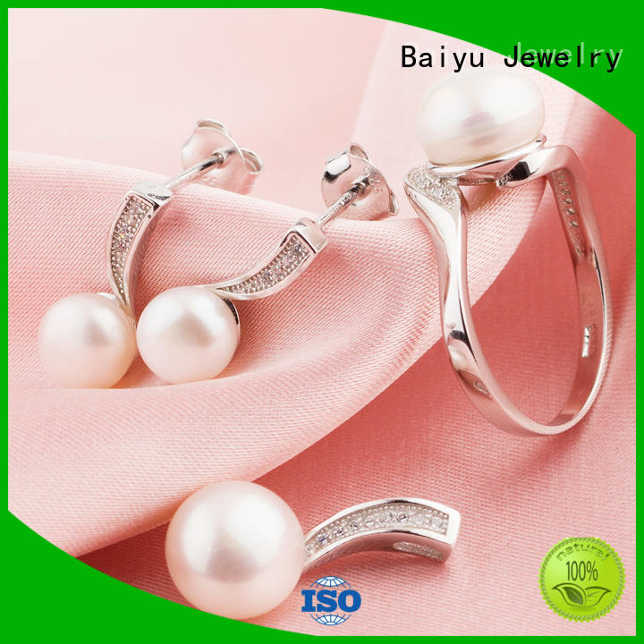 necklace and bracelet set sale reasonable for women Baiyu Jewelry