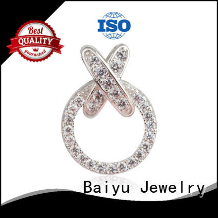 925 Sterling Silver Customized Charm Pendant AS004032-M112
