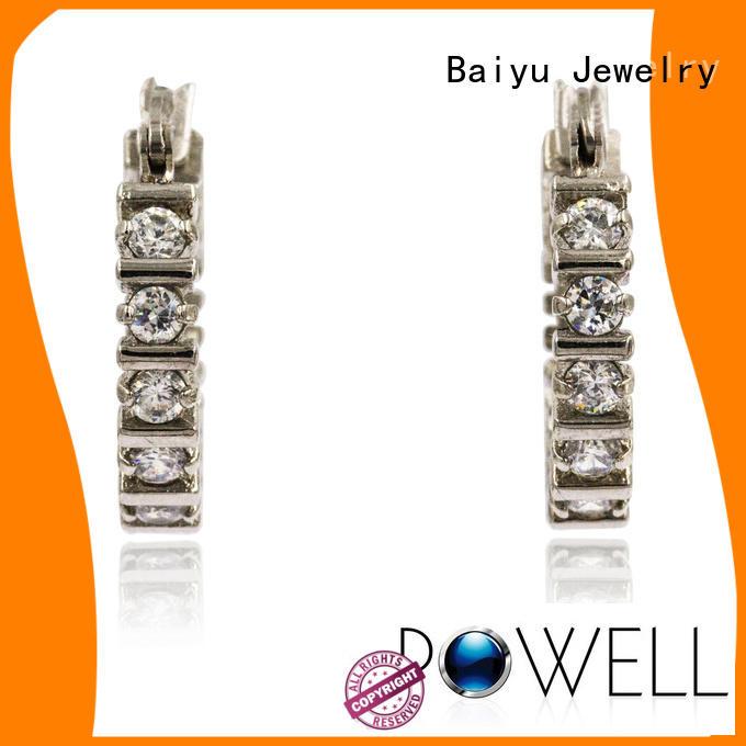 stainless steel hoop earrings wholesale steel sale stainless steel jewelry earrings manufacture