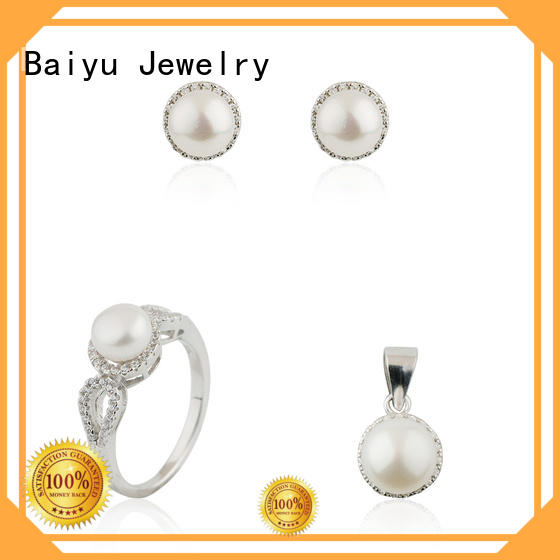 reasonable ladies jewellery set for women Baiyu Jewelry