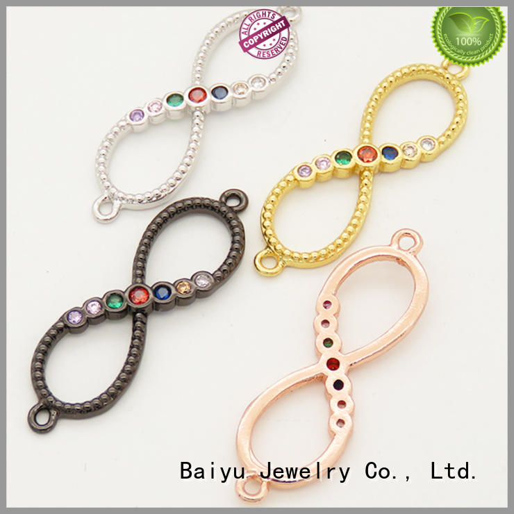 High-quality metal connector jewelry Suppliers for friend