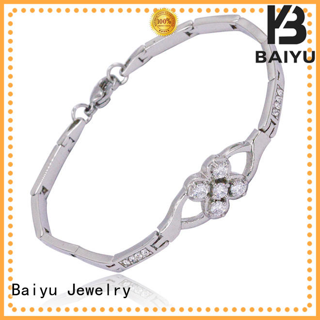 fashion women's stainless steel bracelets for wholesale for girl